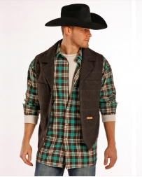 Panhandle® Men's Montatna Plaid WoolVest