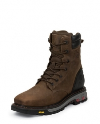 Justin® Original Workboots Men's Commander Square Toe Boots