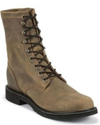 "Justin® Original Workboots Men's JOW At 8"" Lacer Boots"