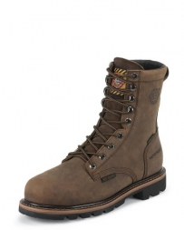 Justin® Original Workboots Men's Worker 2 Met H2O Comp Boots