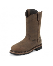 Justin® Original Workboots Worker 2 Met Waterproof Comp Boots