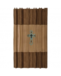 HiEnd Accents® Ladies' Las Cruces 2 Shower Curtain