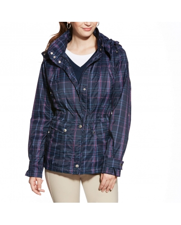 Ariat® Ladies' Burney Waterproof Parka Coat