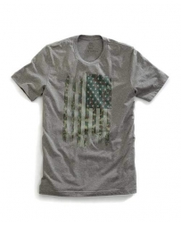 Tin Haul® Men's Washed Flag Tee