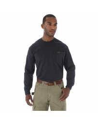 Riggs® Men's Workwear® Long Sleeve Pocket Tee