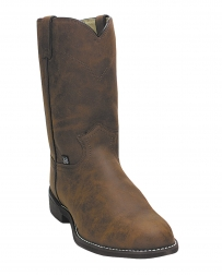 "Justin® Ladies' Basic 10"" Roping Boots"