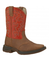 Durango® Kids' Lil' Rebel Saddle Western Boots