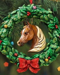 Breyer® Equestion Wreath Ornament