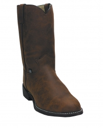 "Justin® Men's Basic 10"" Roping Boots"