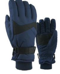 Men's Taslon Thinsulated Ski Gloves