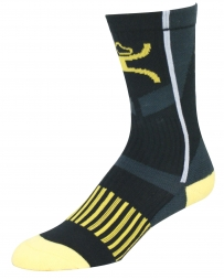 Hooey® Boys' Mid Calf Perform Sock 1 Pair