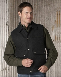 Cripple Creek® Wool Collared Vest