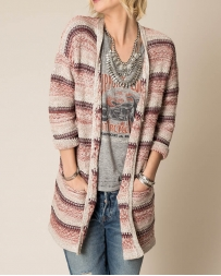 White Crow® Ladies' Run Of The Arrow Cardigan