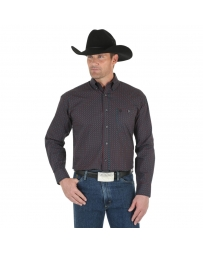 George Strait® Collection by Wrangler® Men's Long Sleeve Button Shirt - Big/Tall