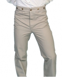 WAHMaker Old West Clothing® Men's Frontier Canvas Pants