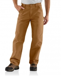 Carhartt® Men's Washed Duck Work Dungaree Pants