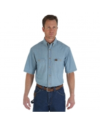 Riggs® Men's Workwear® Chambray Work Shirt - Big & Tall