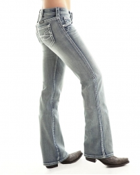 Cowgirl Tuff® Ladies' DFMI Boot Jeans