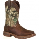 Durango® Men's Workin Rebel Camo Boots
