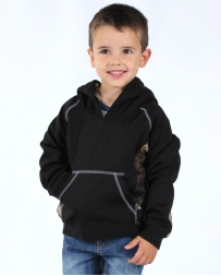 Roper® Boys' Long Sleeve Fleece Hooded Jacket