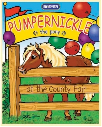 Breyer® Kids' Pumpernickle Color Book