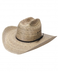S & S Natural Palm Straw Hat