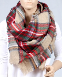 Cindy Smith® Ladies' Blanket Scarf