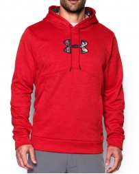 Under Armour® Men's Red Caliber Hoodie