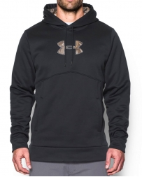 Under Armour® Men's Black Caliber Hoodie