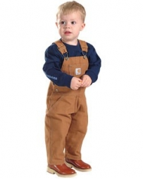Carhartt® Kids' Duck Bib Overall - Toddler