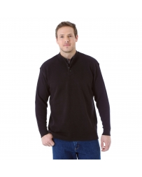 Riggs® Men's Long Sleeve Thermal Henley