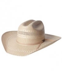 American Hat Company® Two Tone Vented Straw Hat