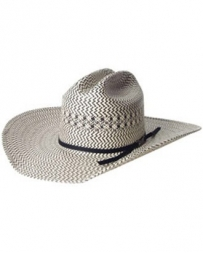 American Hat Company® Three Tone Straw Hat