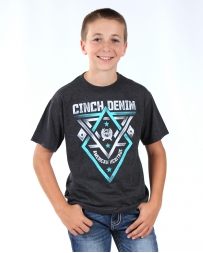 Cinch® Boys' Screen Print Tee
