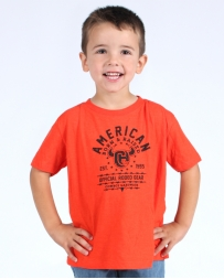 Cowboy Hardware® Boys' American Born & Raised Tee