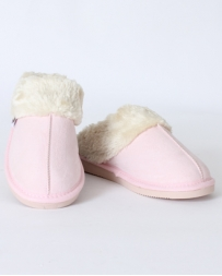 Justin® Ladies' Light Pink Slippers