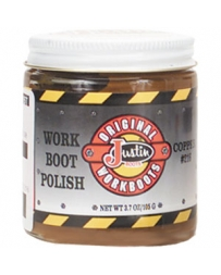 Justin® Boots Workboot Polish 3.7oz