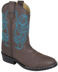 Smoky Mountain® Boots Kids' Brown Western Boots