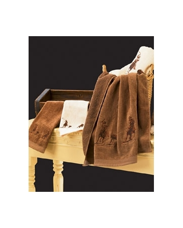 HiEnd Accents® Team Roper Towel Set