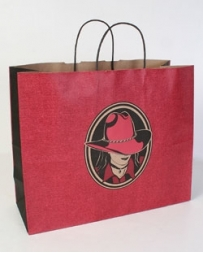 Cowgirl By Choice Gift Bag Medium