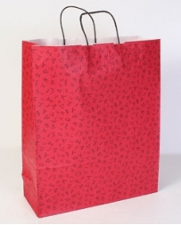 Brands Red Shopping Bag - Small