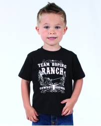 Cowboy Hardware® Boys' Infant Toddler Team Roping Ranch Tee