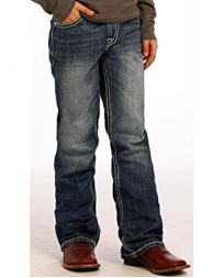 Rock & Roll Cowboy® Boys' Double Barrel Jeans