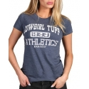 Cowgirl Tuff® Ladies' Logo Tee Short Sleeve - `