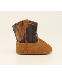 "M&F Western Products® Boys' Infant ""Gunner"" Booties"