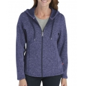 Dickies® Ladies' Women's Sweater Hooded Jacket