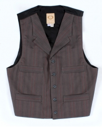 WAHMaker Old West Clothing® Men's Edgewood Vest