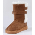 Just 1 Time® Girls' Infant Tan Ugg Boots
