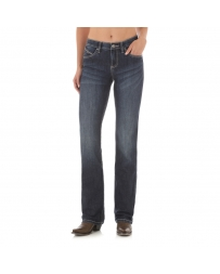 Wrangler® Ladies' Q-Baby Mid-Rise Boot Cut Jeans
