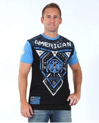 American Fighter® Men's Blue Mountain Tee